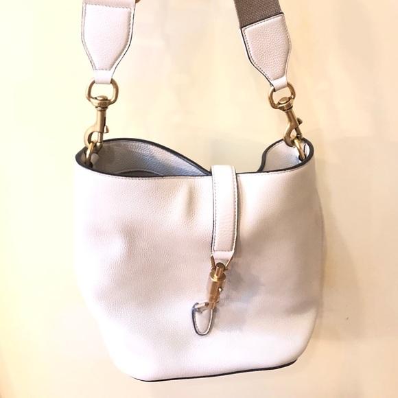 bb53cc18a21 Gucci Handbags - Gucci Jackie soft leather bucket bag
